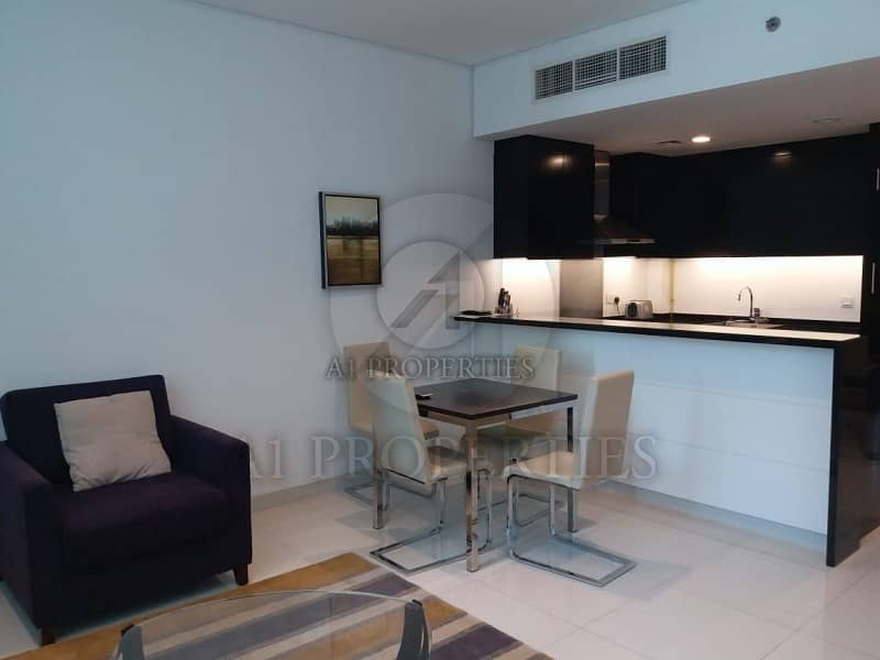 1 1Bedroom |Damac Cour Jardin | Business Bay