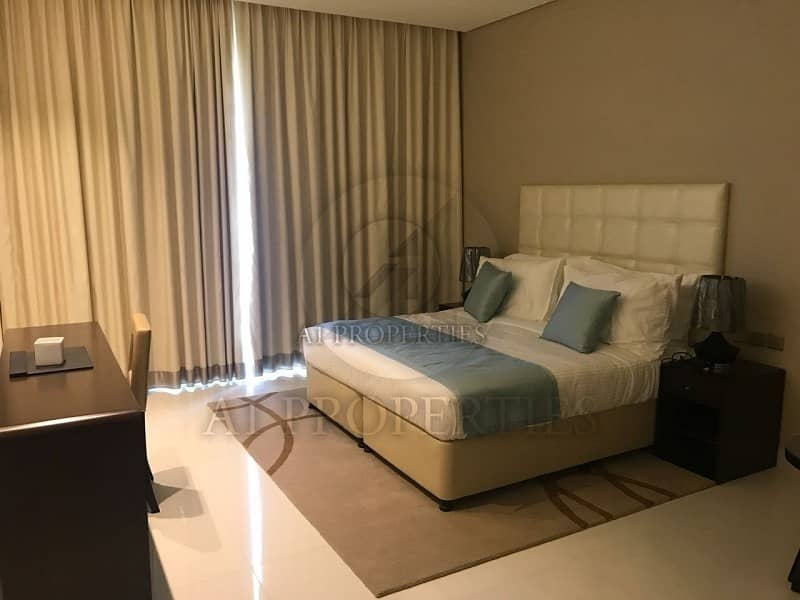 Brand New Furnished 1 BR | Ready to Move In