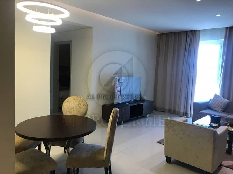 2 Brand New Furnished 1 BR | Ready to Move In