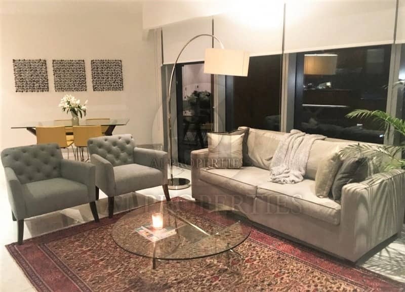 2  Furnished Studio with DIFC View