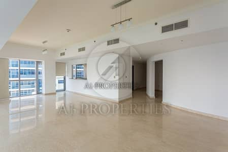 3 Bedroom Flat for Rent in Dubai Marina, Dubai - Panoramic Marina View|3BR+ Maid|Ready to Move