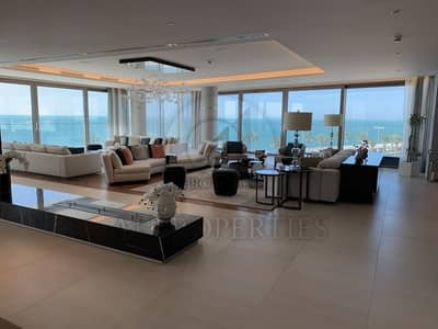 5 Bedroom Flat for Sale in Palm Jumeirah, Dubai - Brand New Huge 5 Bedrooms Modern Sea View