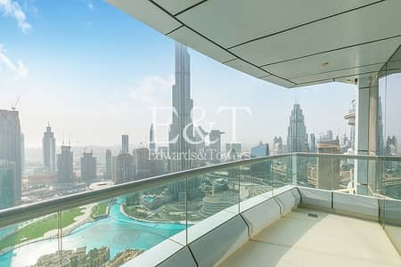 2 Bedroom Apartment for Rent in Downtown Dubai, Dubai - Superior Fully Furnished  | Fountain Views