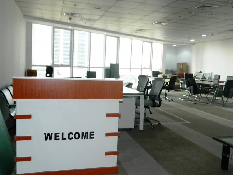 Pristine |Semi Fitted Office|Conveniently located
