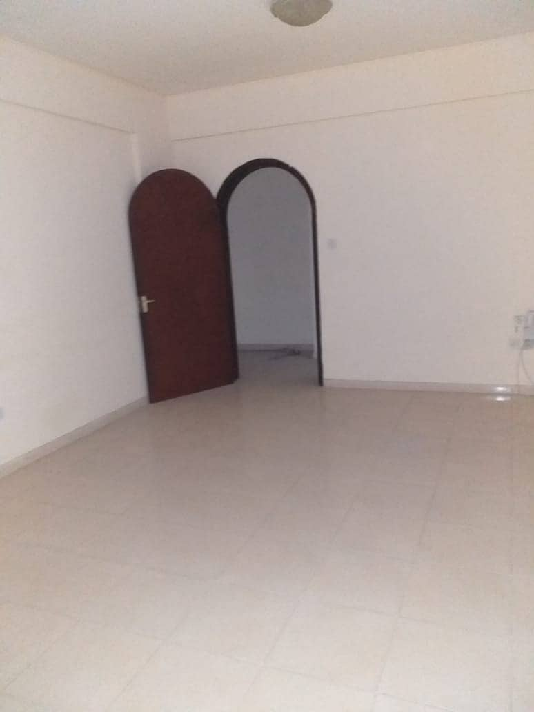 2 Months FREE -- Sp. 2 BHK Flat with hall, 2 baths, balcony, split A/C, kitchen with central gas, and nice finishing