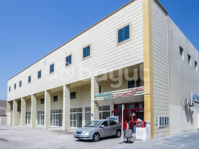 Shop for Rent in Mussafah, Abu Dhabi - mussafah M:43Plot No. 40 ,41 ,36 ,37 Industrial Area