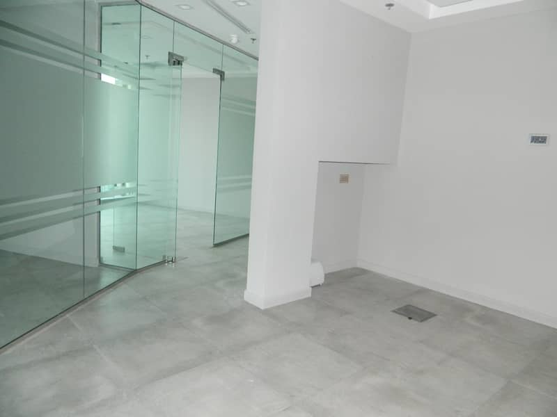 2 Fitted Glass Partitioned   Quintessential  Vacant