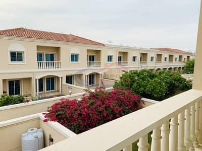 تاون هاوس 3 غرفة نوم للايجار في مثلث قرية الجميرا (JVT)، دبي - Modified 3 BHK Townhouse in JVT with Maid's Room