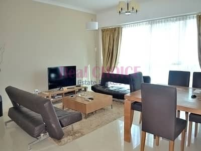 2 Bedroom Flat for Rent in Jumeirah Lake Towers (JLT), Dubai - Payable in 4 Cheques|Fully Furnished 2BR Apartment