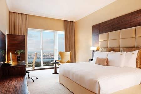 شقة فندقية في فندق جنة ابراج السراب شارع المينا منطقة النادي السياحي 65000 درهم - 4397427