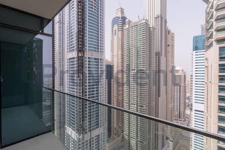شقة 1 غرفة نوم للايجار في دبي مارينا، دبي - Comfortable 1BR | Spectacular Golf Course Views