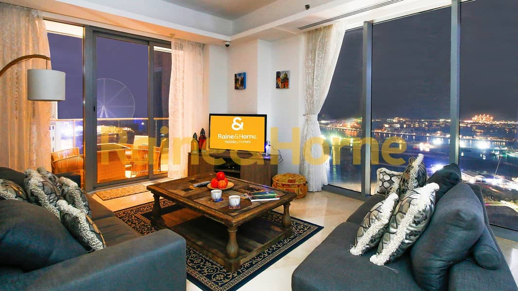 2 High floor with Sea & Palm Views | Motivated Seller