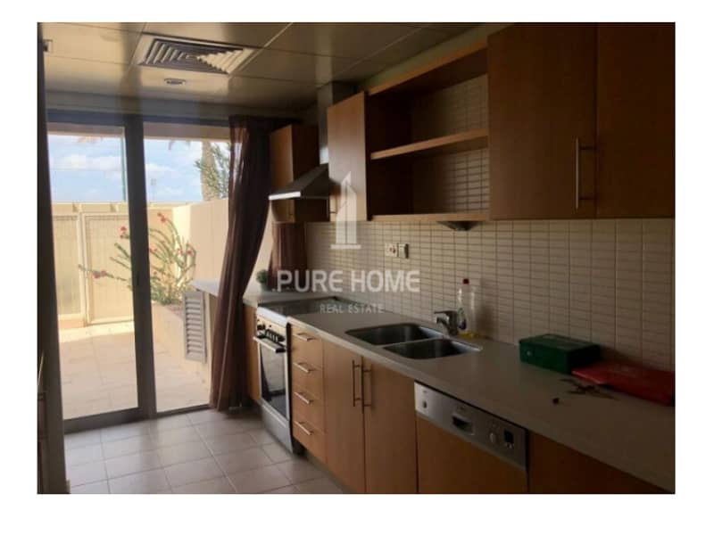 20 Very Spacious Villa For Sale in Al Raha Gardens with Private Pool
