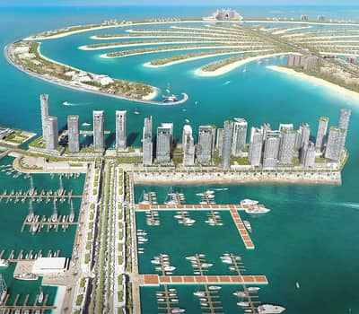 1 Bedroom Apartment for Sale in Dubai Harbour, Dubai - NEW RELEASE OF UNITS | 1 BR PRIVATE BEACH LIVING