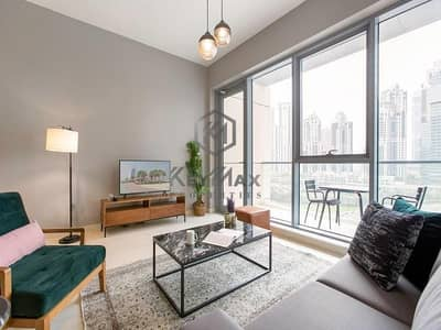2 Bedroom Apartment for Sale in Downtown Dubai, Dubai - Exceptionally Designed l Center of the City l Good Investment