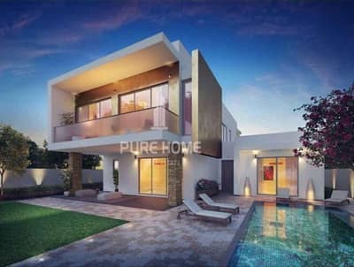 3 Bedroom Villa for Sale in Yas Island, Abu Dhabi - Perfect Offer 10% Discount for this 5 Bedrooms Villa in Yas Acres