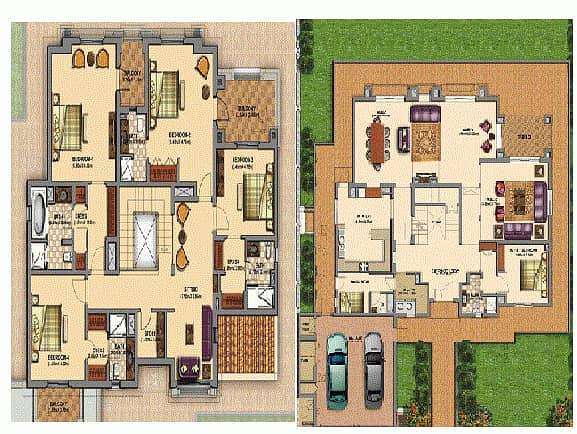 10 5 bed B type | Available now | Great price