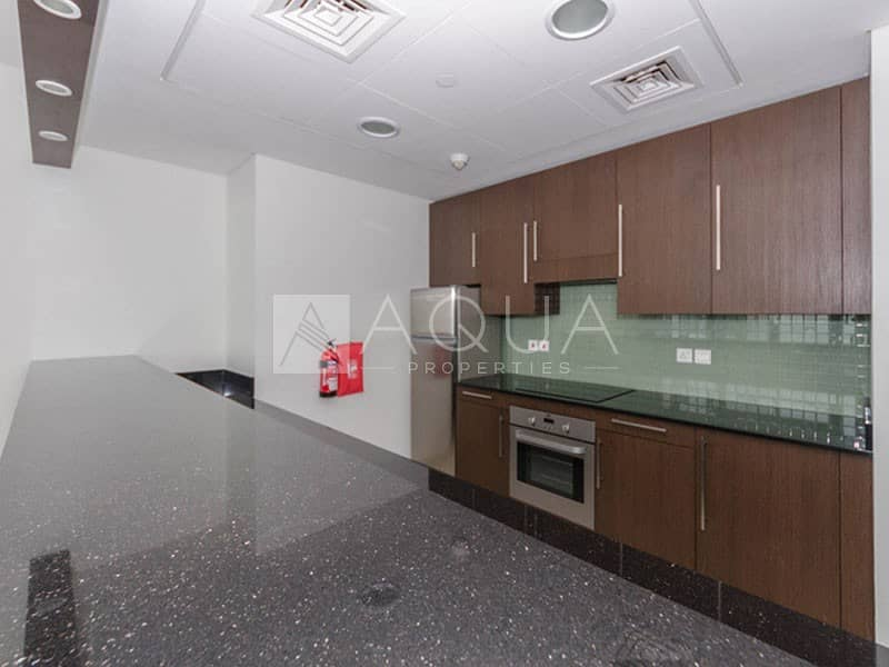 15 High Floor | Vacant One Bed | DIFC View