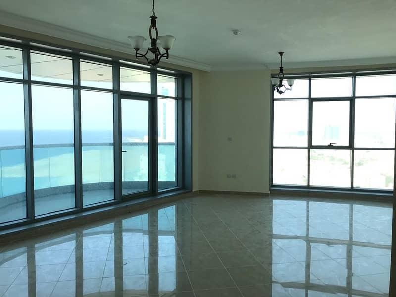 شقة في مساكن كورنيش عجمان كورنيش عجمان 2 غرف 58000 درهم - 4359112