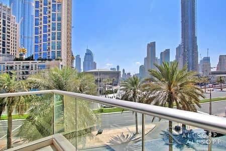 1 Bedroom Flat for Sale in Downtown Dubai, Dubai - One Bedroom | 1028 Sqft | Boulevard Views