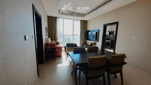 شقة 1 غرفة نوم للايجار في منطقة الكورنيش، أبوظبي - Uniquely Design! Furnished 1BR w/ Facilities /Parking