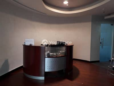 Office for Rent in Barsha Heights (Tecom), Dubai - Spacious Office-Fitted & Partitioned-5 Parking