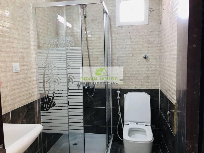 10 PRIVATE ENTRANCE 1 BEDROOM IN MOHAMMED BIN ZAYED CITY