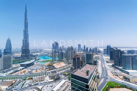 4 Bedroom Penthouse for Rent in Business Bay, Dubai - Amazing Views 4BR Penthouse in Executive Tower
