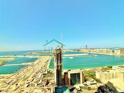 فلیٹ 3 غرف نوم للبيع في دبي مارينا، دبي - 3BR+Maid | Sea View | High Floor | Negotiable Price