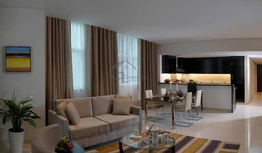 1 Bedroom Hotel Apartment for Rent in Business Bay, Dubai - Monthly 7800 I Stunning views I Service Apartment