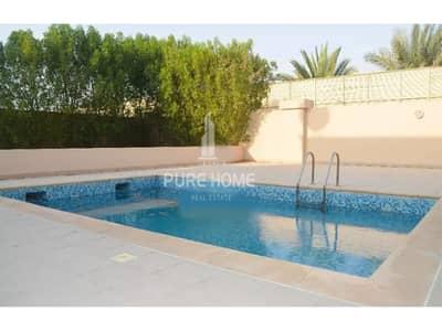 فیلا 5 غرف نوم للبيع في حدائق الجولف في الراحة، أبوظبي - Magnificent 5 Bedrooms Villa in al Raha Golf Gardens Move in Now