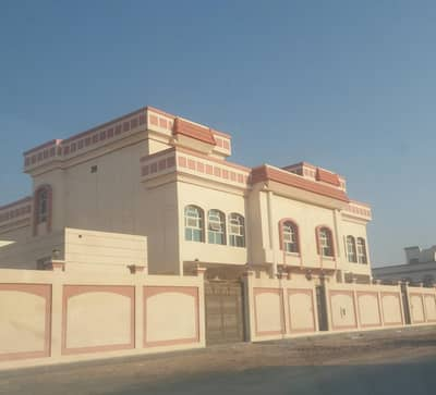 6 Bedroom Villa for Rent in Mohammed Bin Zayed City, Abu Dhabi - Brand New 6 Master BR Villa With Driver Room For Rent MBZ City