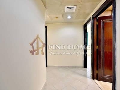 2 Bedroom Flat for Rent in Tourist Club Area (TCA), Abu Dhabi - Nicely Spaced 2BR Apartment