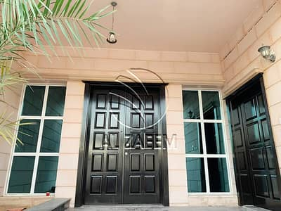 5 Bedroom Villa for Rent in Khalifa City A, Abu Dhabi - Stand Alone Villa with Majlis and Storage Room