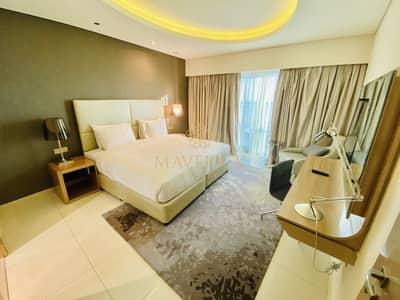 شقة 1 غرفة نوم للايجار في الخليج التجاري، دبي - Luxurious and Furnished 1 Bedroom | Brand New