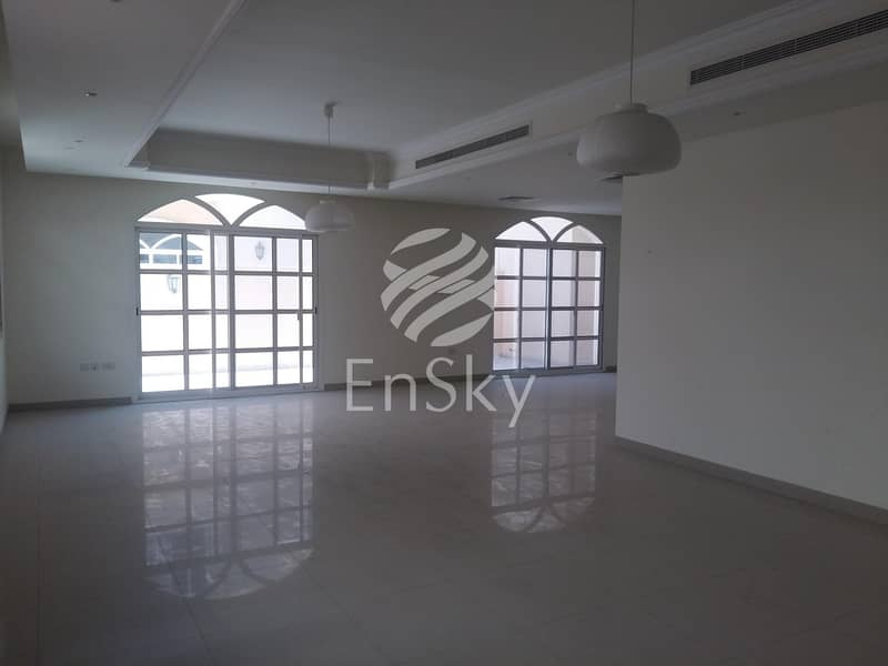Large 5BHK villa with private entrance
