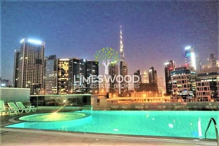 فلیٹ 3 غرف نوم للايجار في الخليج التجاري، دبي - Stunning | 3BHK+Maid with  Huge Terrace & Balcony