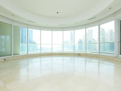 شقة 3 غرف نوم للبيع في دبي مارينا، دبي - Marina View|Best Investor Deal|Spacious Room