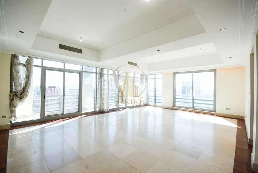 Duplex Apartment 4 Bedroom in Al Najda street
