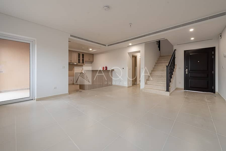 Type C Middle Unit | 3 Beds + Maids Room