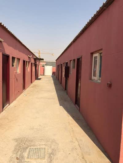 سكن عمال  للايجار في السجع، الشارقة - 40 Rooms Labor Camp - Al Sajaa