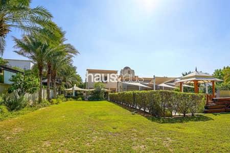 فیلا 6 غرف نوم للبيع في تلال الإمارات، دبي - Exclusive | 2 Villa Plot | 41