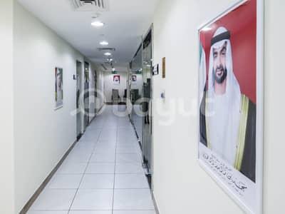 مکتب  للايجار في مدينة محمد بن زايد، أبوظبي - مکتب في مزيد مول مدينة محمد بن زايد 17000 درهم - 4398671