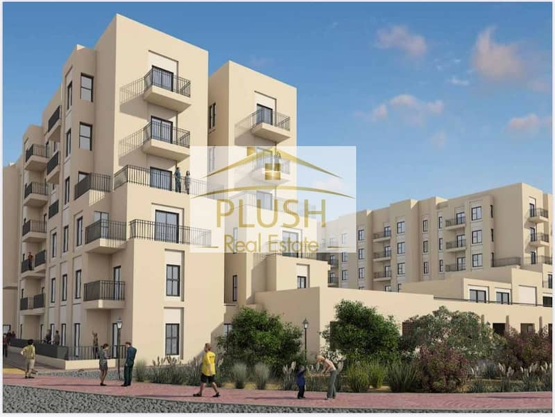 5% booking || 4% DLD waiver || 25/75 pyament plan ll  Ready to move in Q2 2020