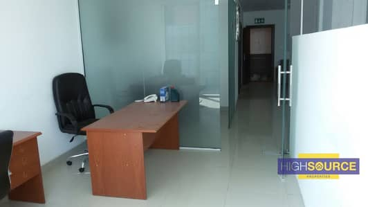 Office for Rent in Business Bay, Dubai - Office for rent in The Prism tower Rent 80 K
