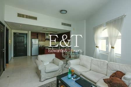 1 Bedroom Apartment for Sale in Discovery Gardens, Dubai - Exclusive   Fully Furnished   Mediterranean