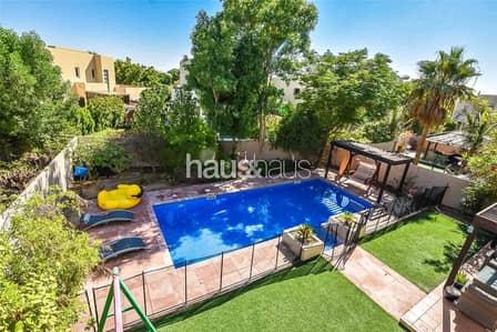 فیلا 3 غرفة نوم للبيع في المرابع العربية، دبي - Fabulous Type 6 | Upgraded | Big plot | View today