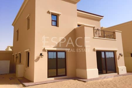4 Bedroom Villa for Sale in Arabian Ranches 2, Dubai - Type 2 Villa | Close to Pool and Park