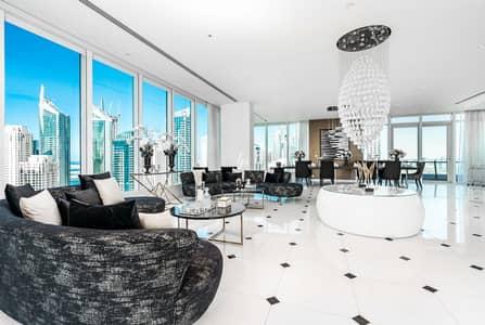4 Bedroom Penthouse for Sale in Dubai Marina, Dubai - Exclusive|Fully Furnished|Spacious|Marina View