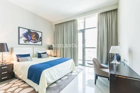 شقة 1 غرفة نوم للايجار في داماك هيلز (أكويا من داماك)، دبي - Amazing Golf Course View | Fully Furnished
